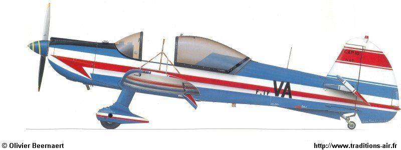 avions cap 10b 20 230 dyn u0026 39 aero cr100 evaa equipe de