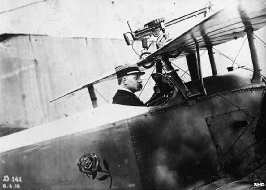 Mémoires 52: Le père de l'aviation de chasse, fils de …